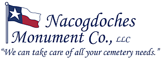 Nacogdoches Monument logo